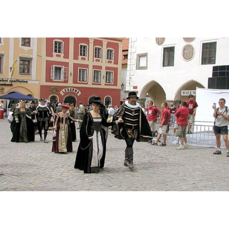 Экскурсия в замок Глубока и Чешский Крумлов - фото 1 - 001.by