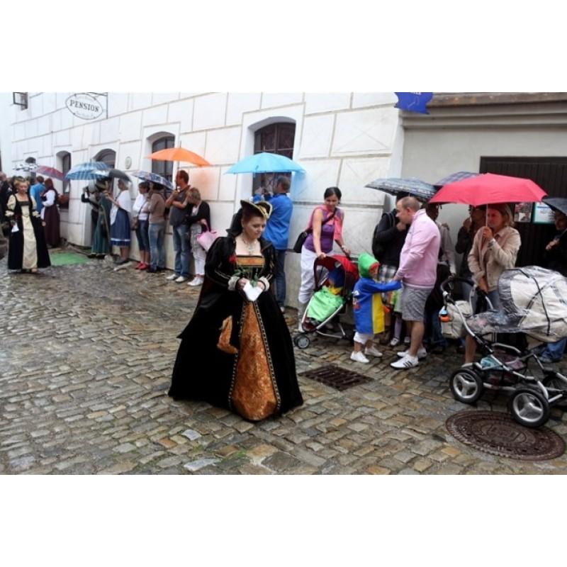 Экскурсия в замок Глубока и Чешский Крумлов - фото 2 - 001.by