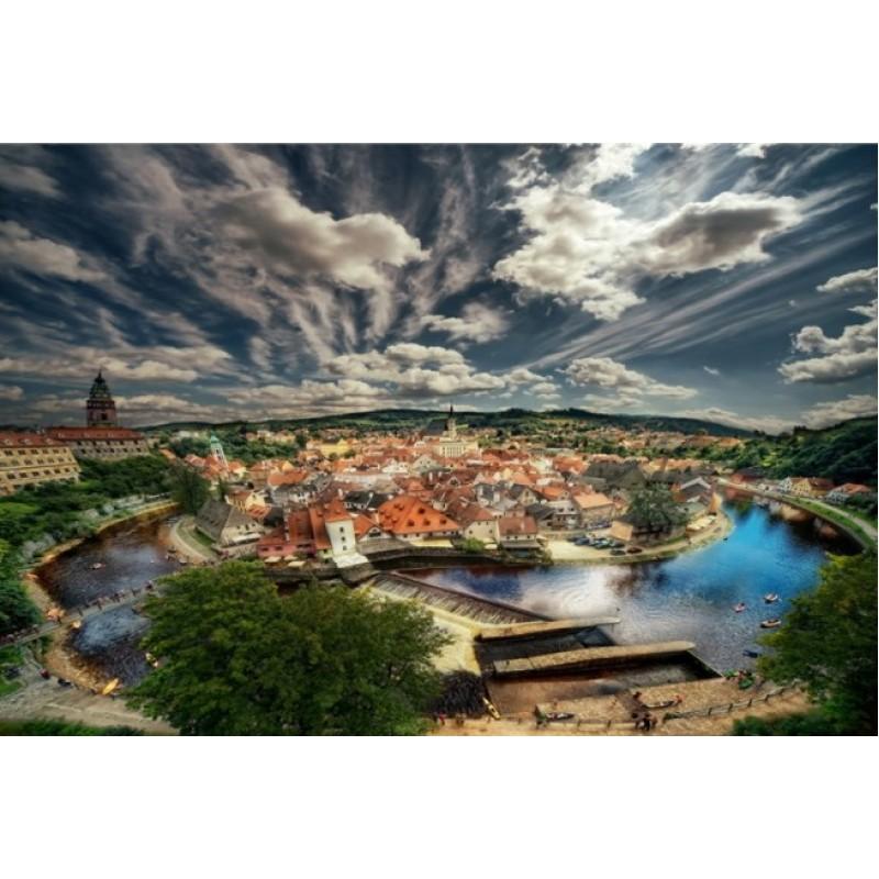 Экскурсия в замок Глубока и Чешский Крумлов - фото 4 - 001.by