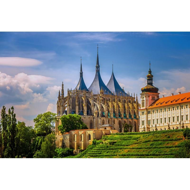 Экскурсия в Кутна Гору и замок Штернберк