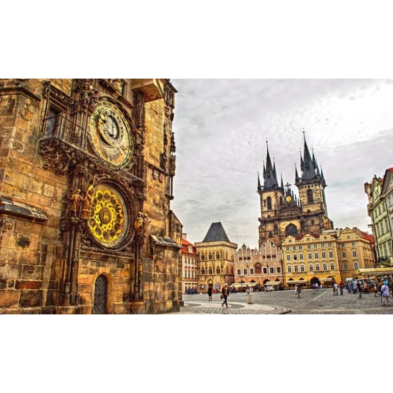 Знакомство с Прагой - фото 1 - 001.by