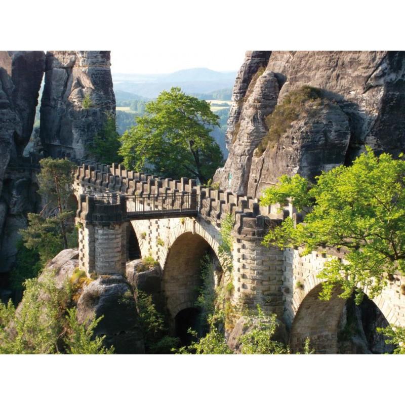 Саксонская Швейцария и крепость Кёнигштайн - фото 2 - 001.by