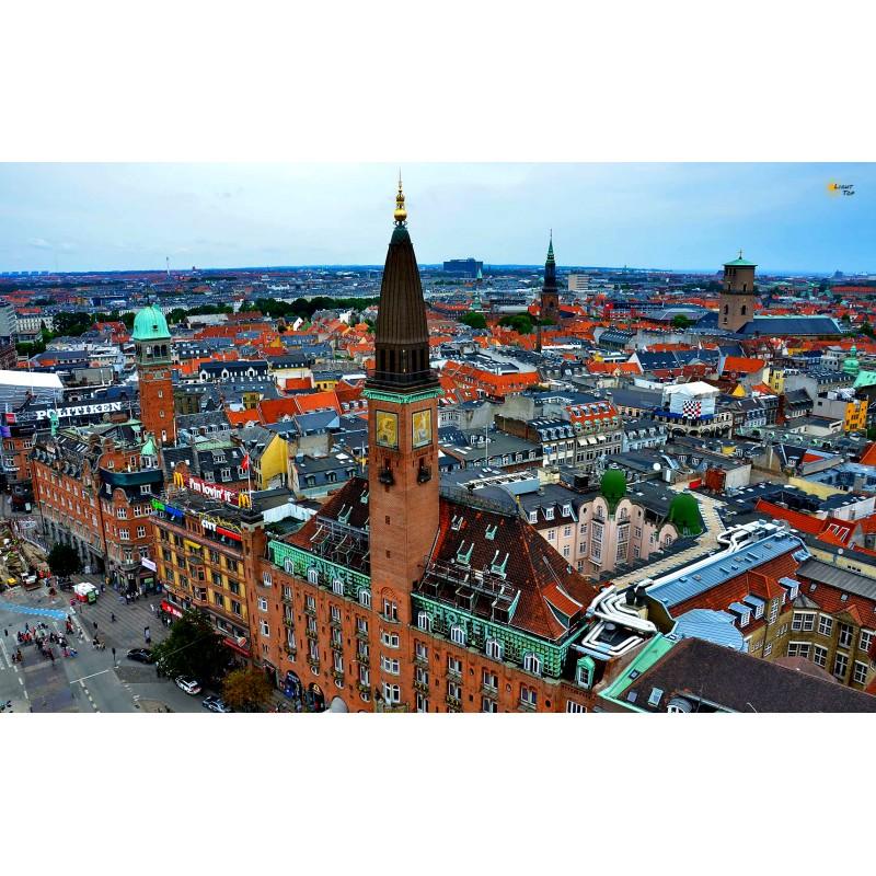 Познань-Копенгаген-Мальме - фото 1 - 001.by