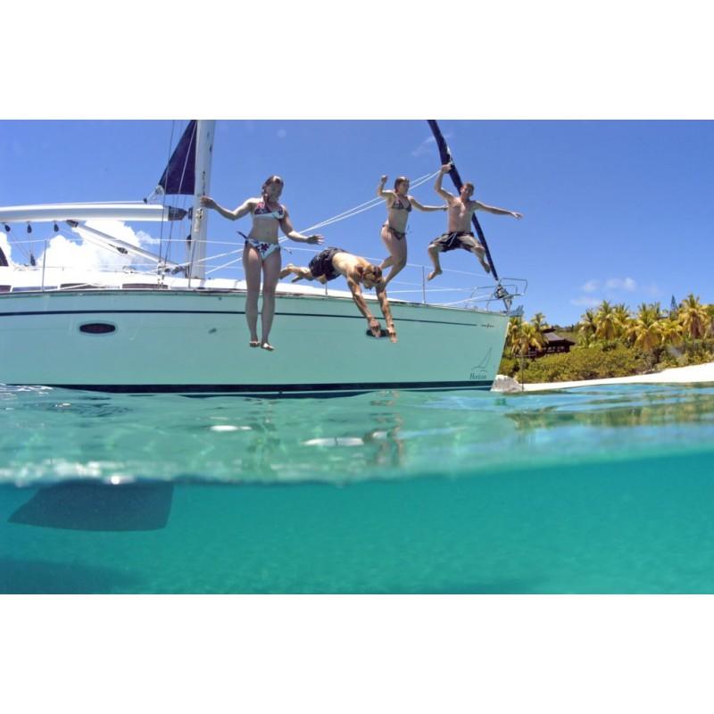 Прогулка на яхте к островам Каталина и Саона - фото 2 - 001.by