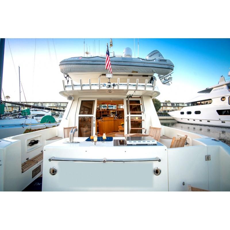 Прогулка на яхте к островам Каталина и Саона - фото 4 - 001.by