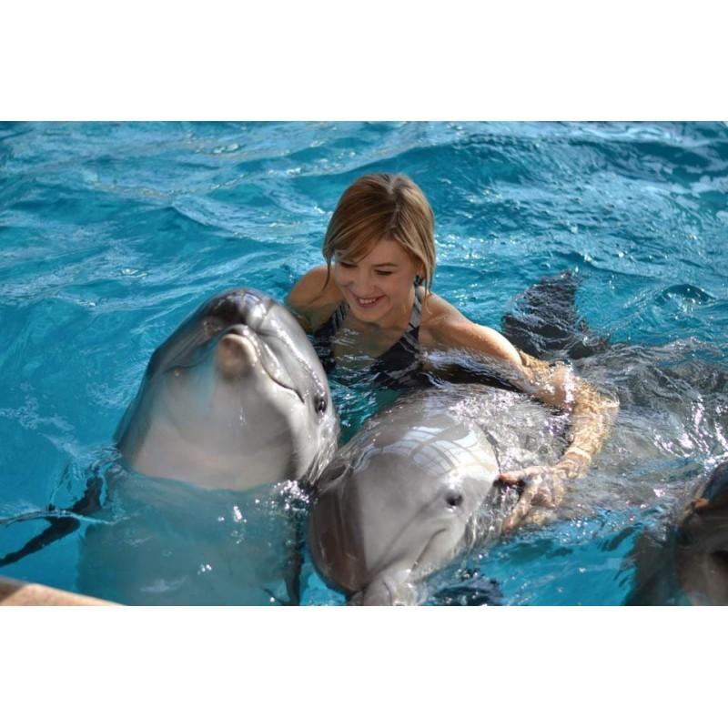 Плавание с дельфинами в Доминикане - фото 3 - 001.by