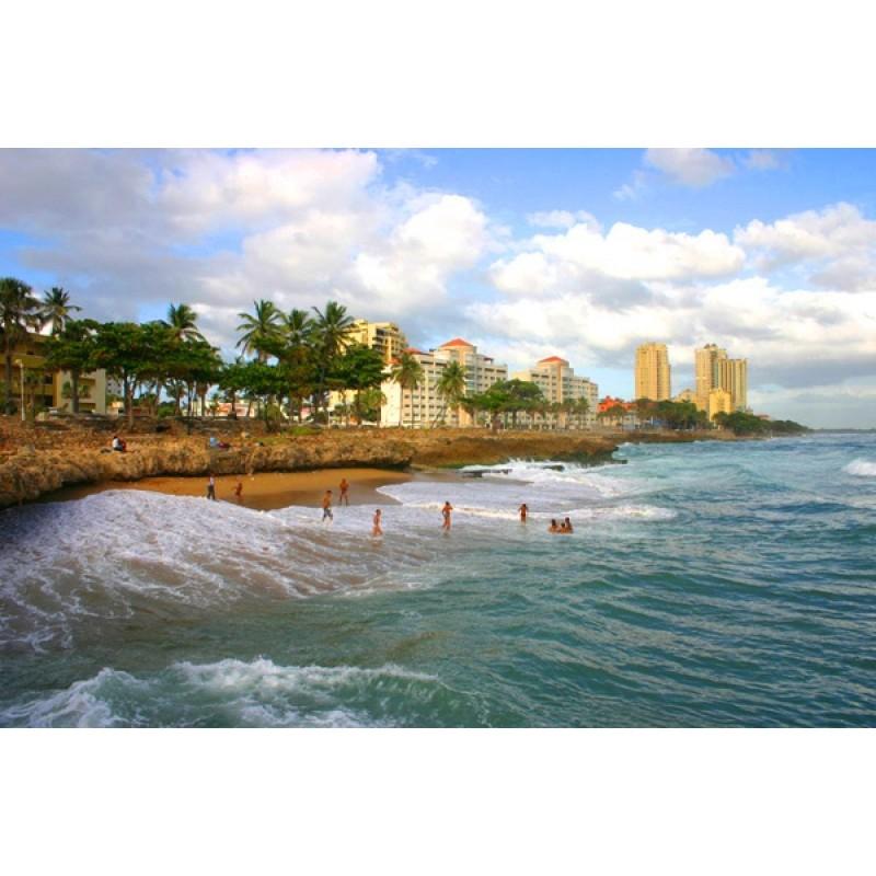 Экскурсия в столицу Доминиканы - Санто-Доминго