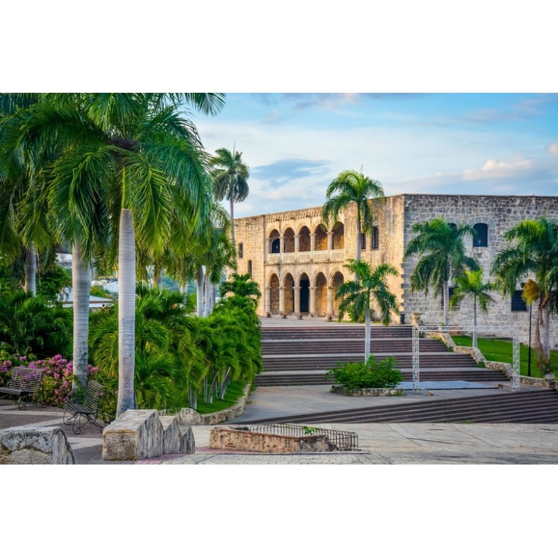 Экскурсия в Санто Доминго, столицу Доминиканы - фото 4 - 001.by
