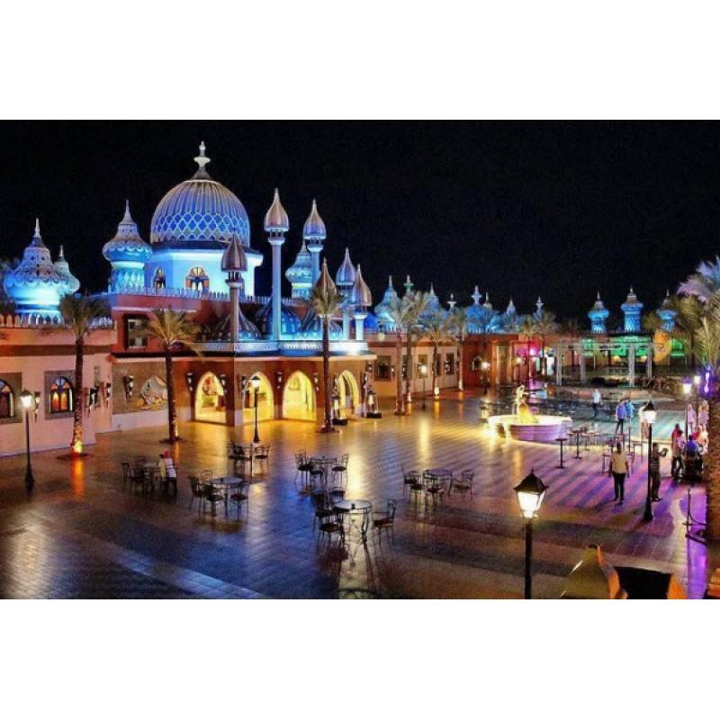 Шоу 1001 ночь в Египте