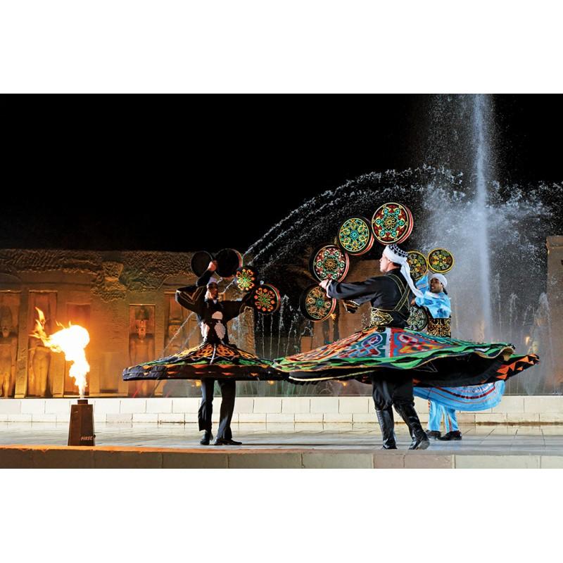 Шоу 1001 ночь и Поющие фонтаны - фото 2 - 001.by