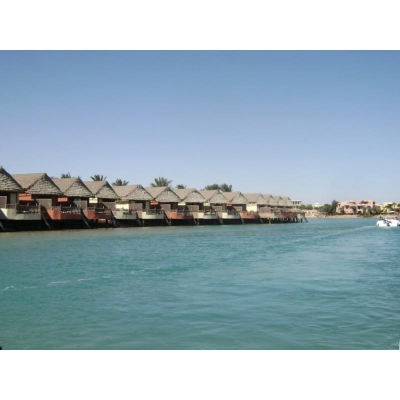 Эль-Гуна: африканская «Венеция» - фото 2 - 001.by
