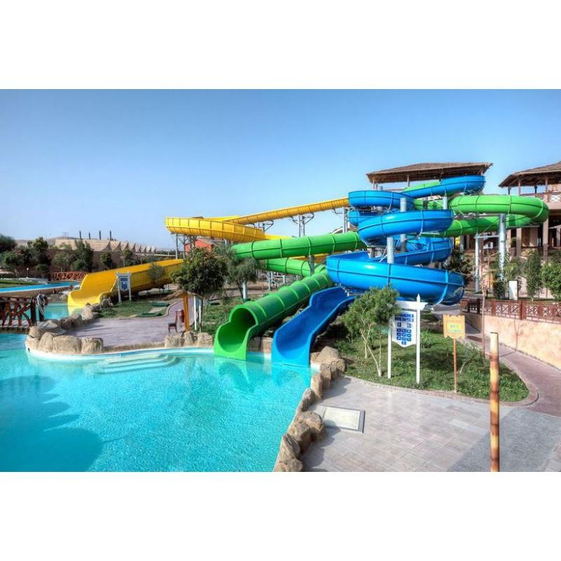 Аквапарк «Джунгли» - оазис водных развлечений в сердце пустыни - фото 3 - 001.by