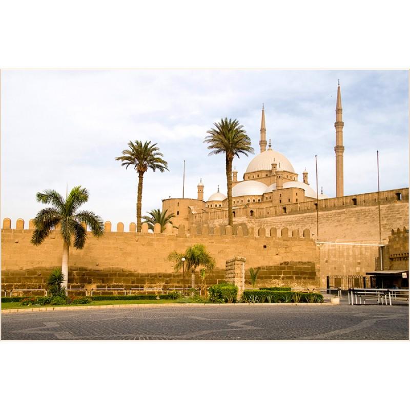 Двухдневная экскурсия в Каир с посещением Пирамид Гизы  - фото 1 - 001.by