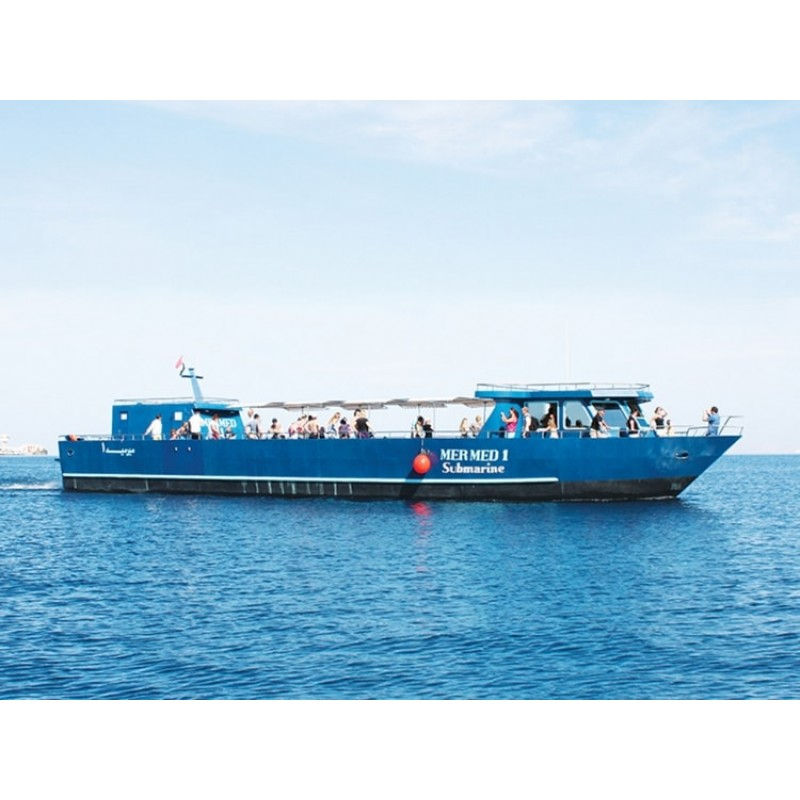 Лодка с прозрачным дном  - фото 4 - 001.by