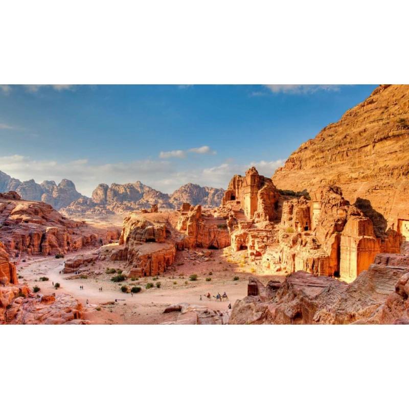 Экскурсия в Петру, Иордания - фото 2 - 001.by
