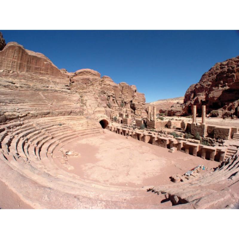 Экскурсия в Петру, Иордания - фото 4 - 001.by