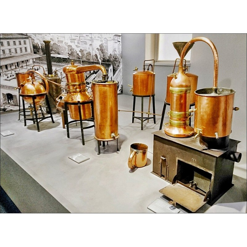 Экскурсия в музей духов Фрагонар  - фото 4 - 001.by
