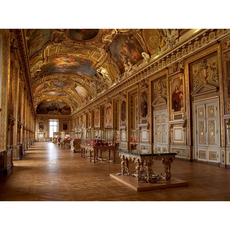 Шедевры Лувра - фото 4 - 001.by