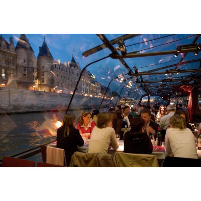 Обзорная экскурсия и прогулка на речном трамвайчике по реке Сена - фото 4 - 001.by