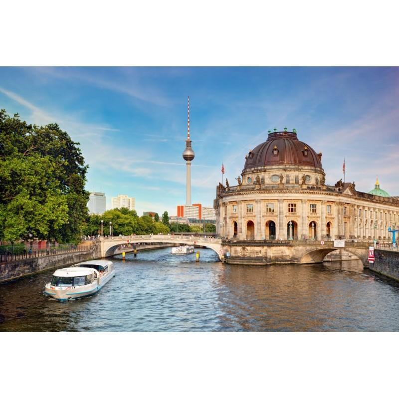 Обзорная пешеходная экскурсия по Берлину - фото 2 - 001.by
