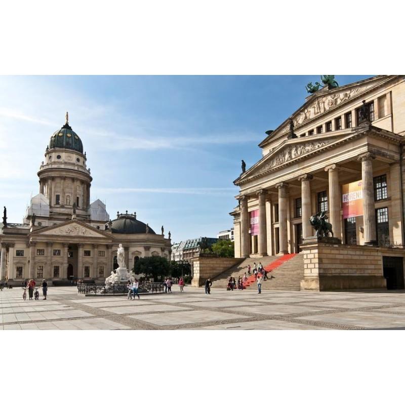 Обзорная пешеходная экскурсия по Берлину - фото 3 - 001.by