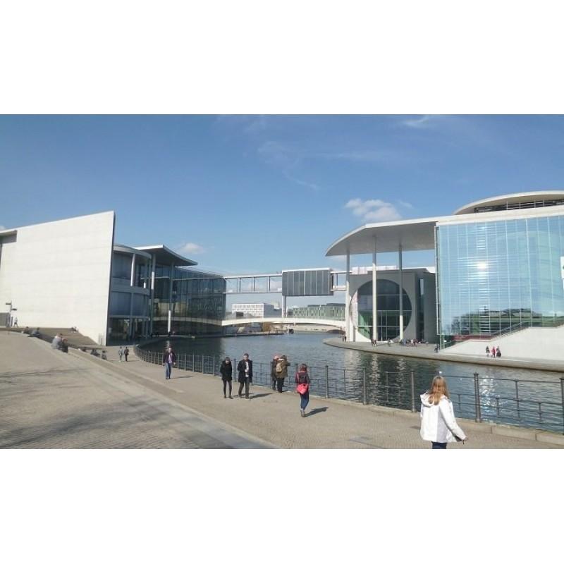 Правительственный квартал и историческое здание Рейхстага - фото 2 - 001.by