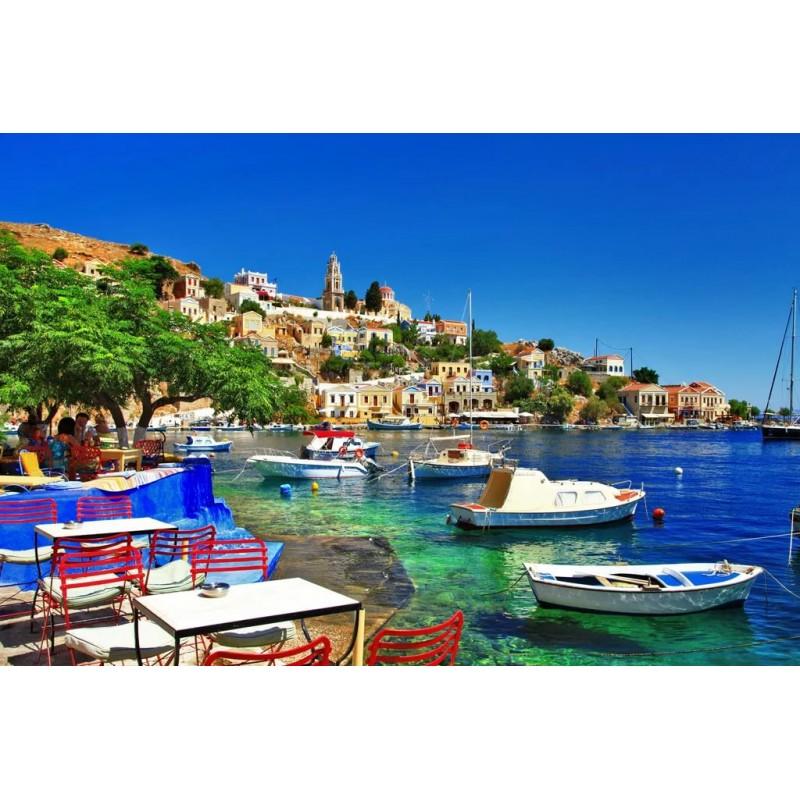Горящие путевки в Грецию