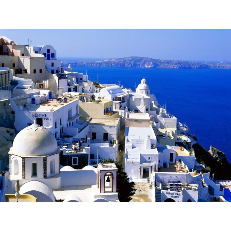 Отдых на Халкидики, Греция