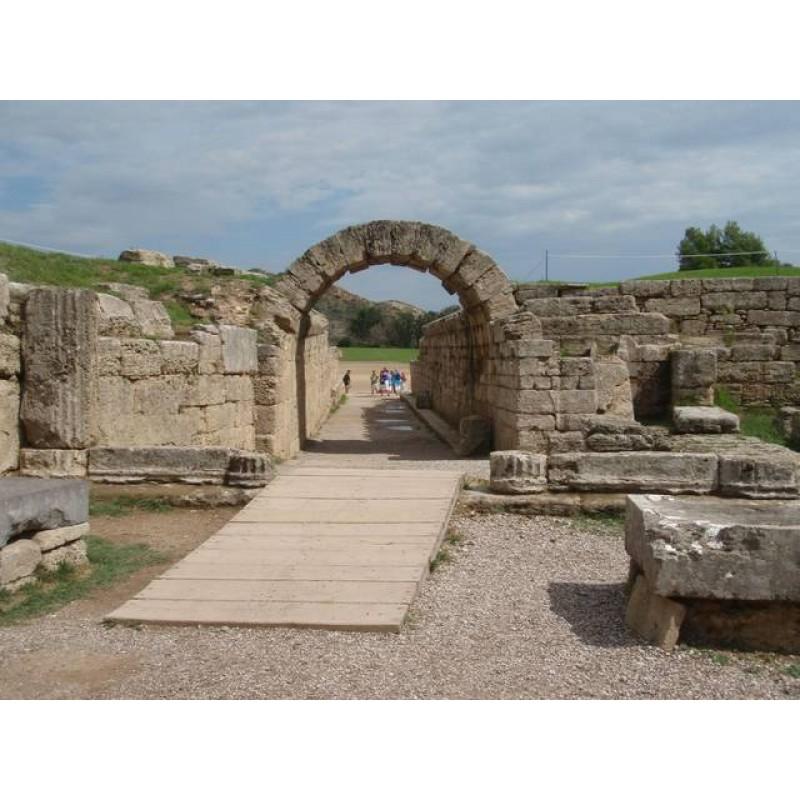 Древняя Олимпия – экскурсия на о. Закинф - фото 2 - 001.by
