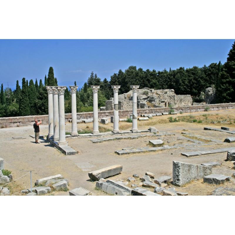 Экскурсия в Аскепион
