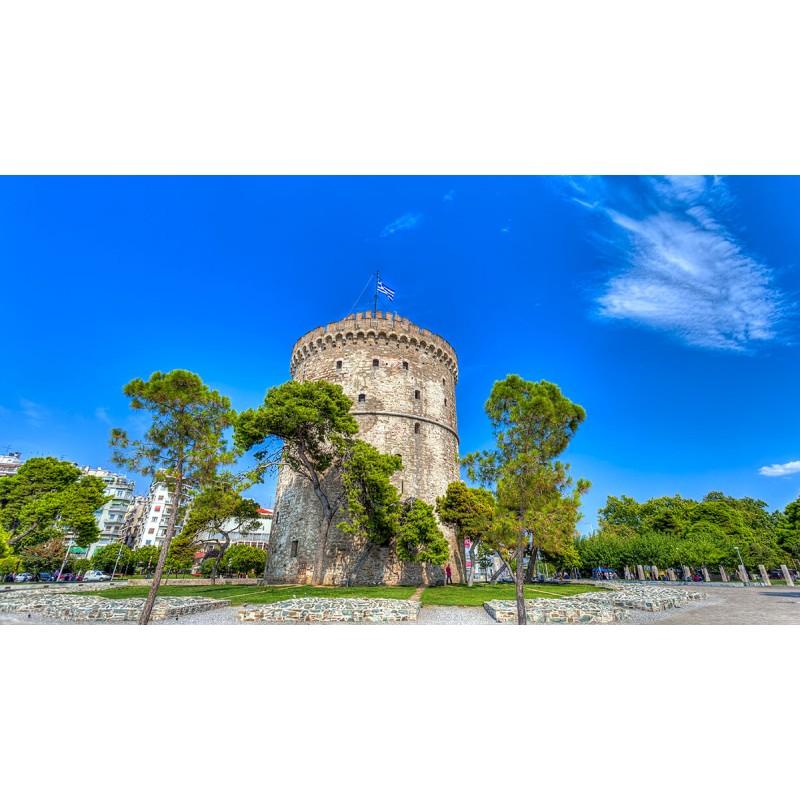 Экскурсия в Греции - Салоники