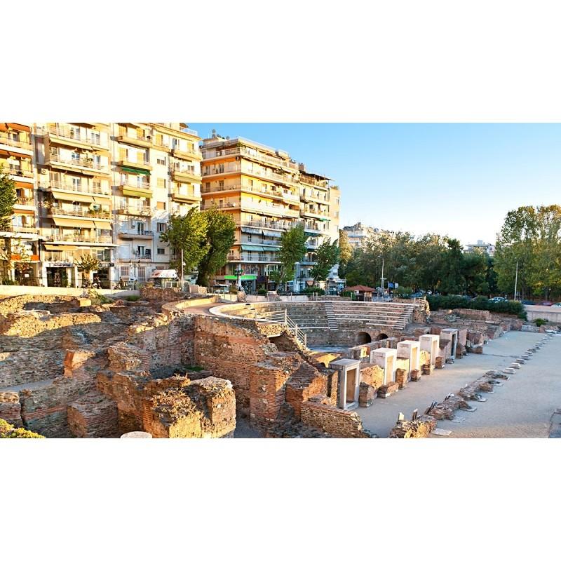 Салоники - северная столица Греции - фото 2 - 001.by