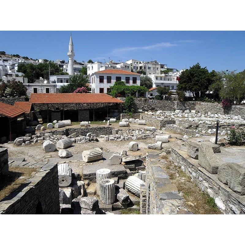 Путешествие в турецкий Бодрум с греческого острова Кос - фото 3 - 001.by