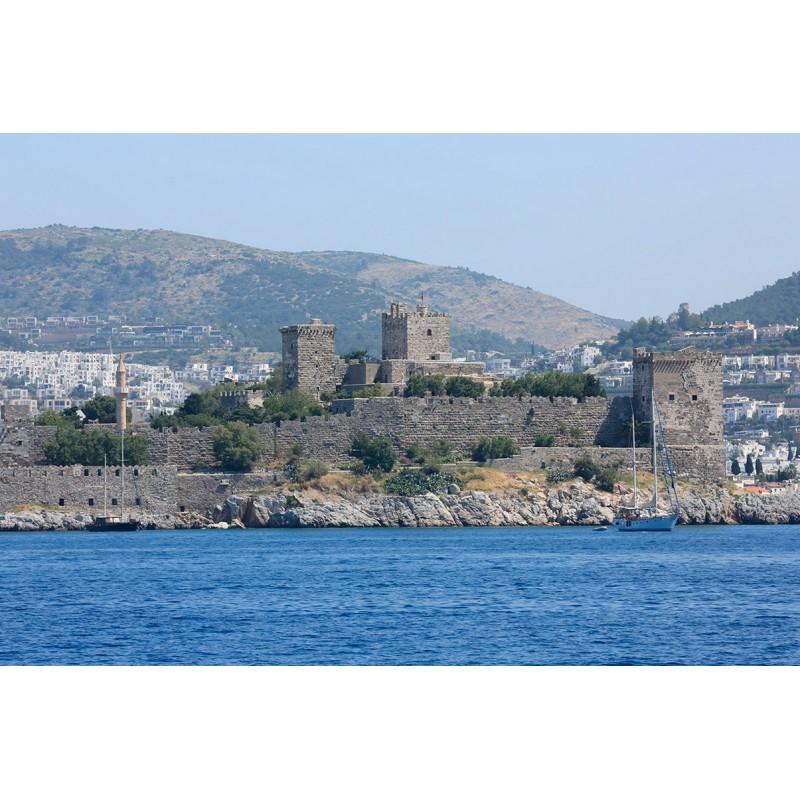 Путешествие в турецкий Бодрум с греческого острова Кос - фото 4 - 001.by