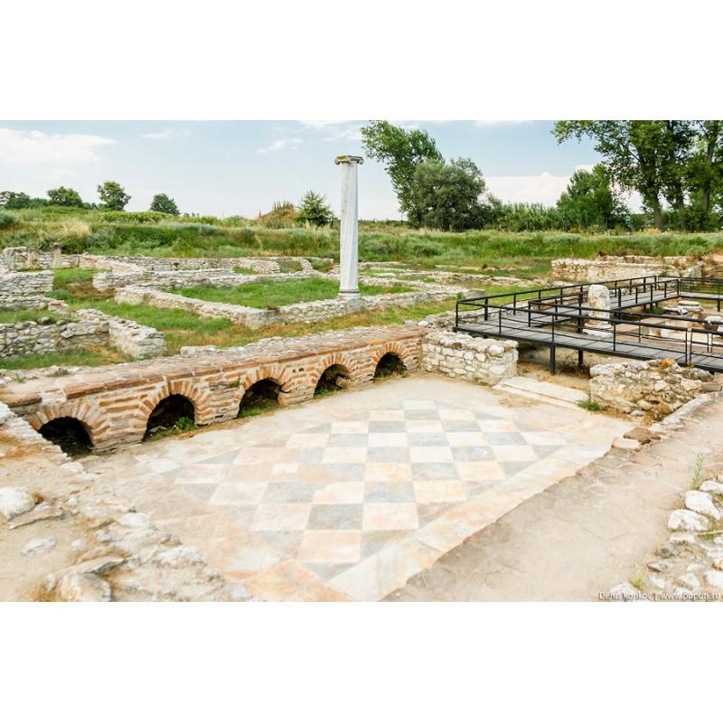 Экскурсия в Дион - город, пропитанный древней историей - фото 4 - 001.by