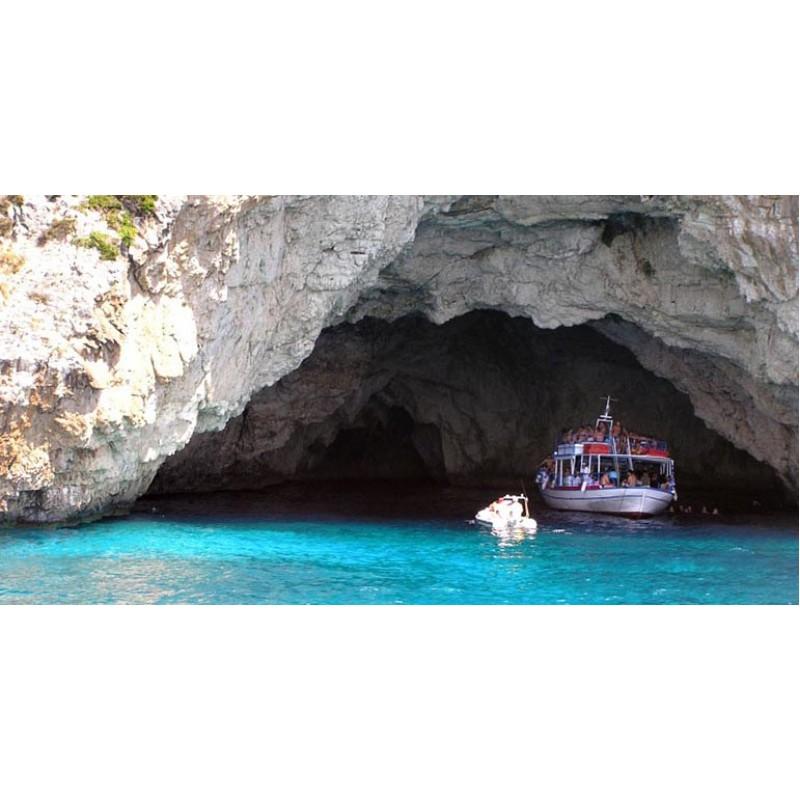Круиз по островам Паксос, Антипаксос и к Голубой пещере  - фото 2 - 001.by