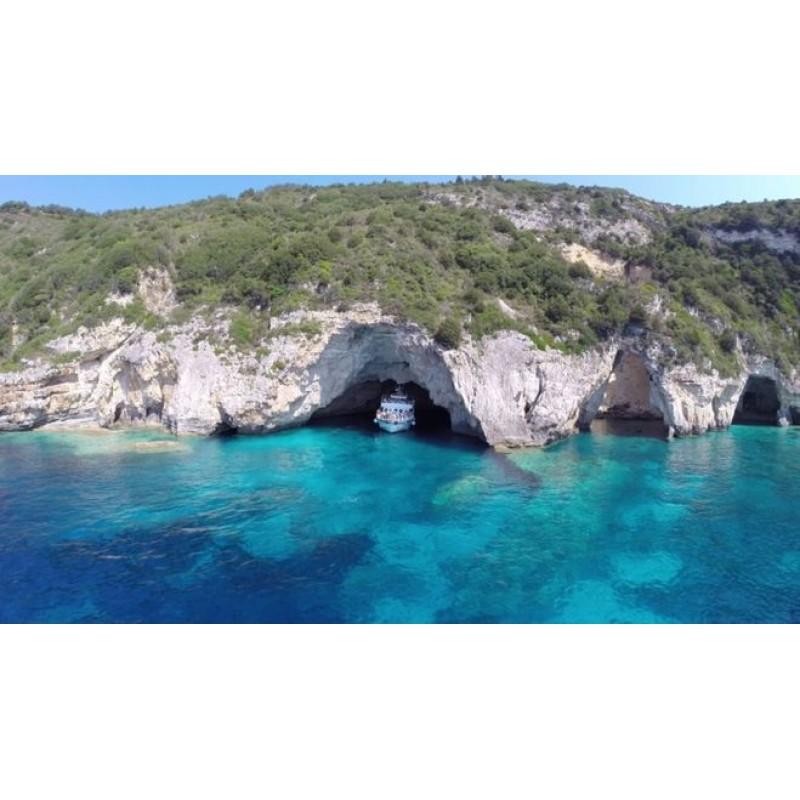 Круиз по островам Паксос, Антипаксос и к Голубой пещере  - фото 3 - 001.by