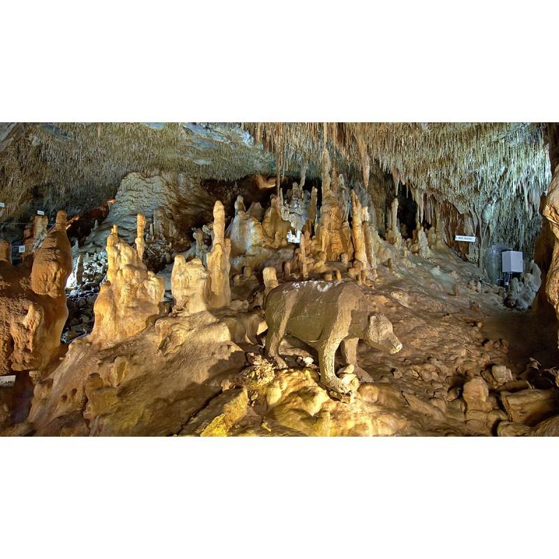 Пещера Петралона и город Неа-Муданья - фото 1 - 001.by