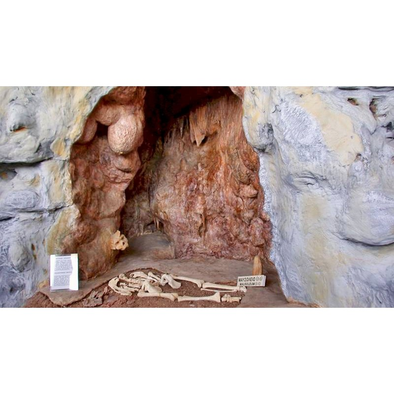 Пещера Петралона и город Неа-Муданья - фото 2 - 001.by