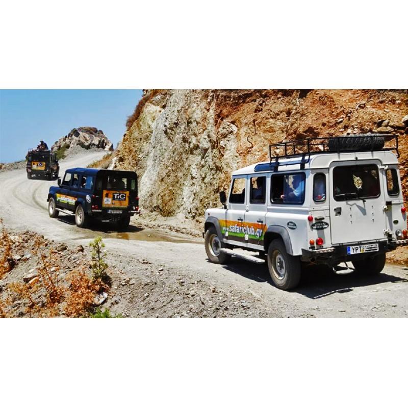 Джип-сафари на о. Крит