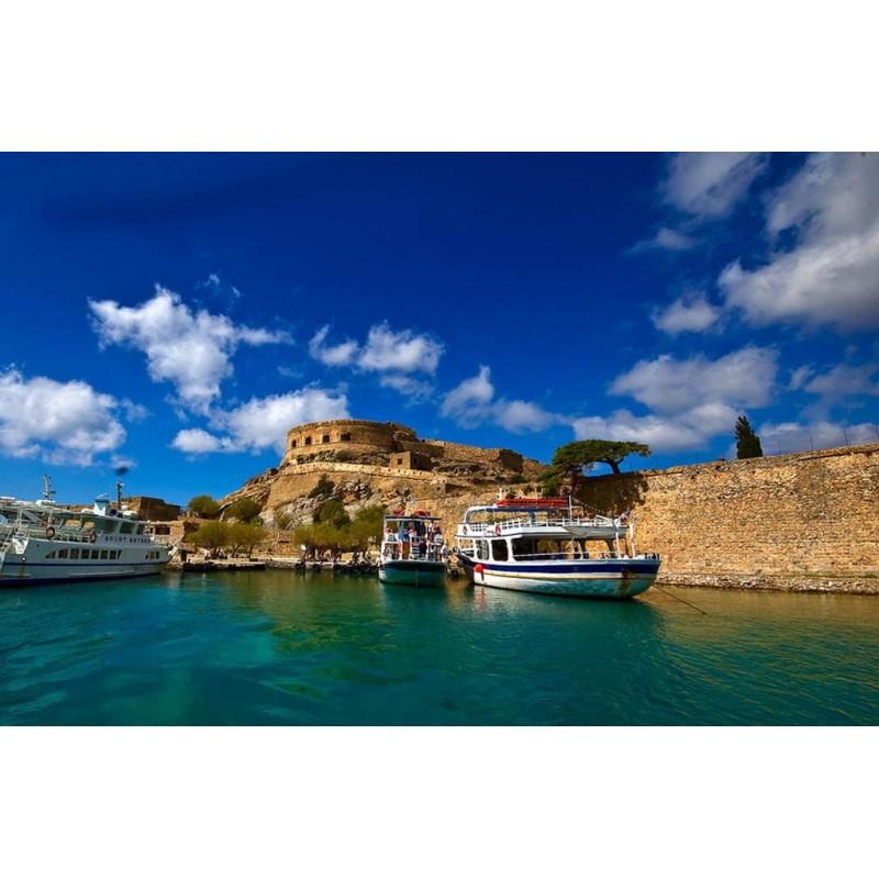 Мини-круиз на остров Спиналонга (о. Крит) - фото 2 - 001.by