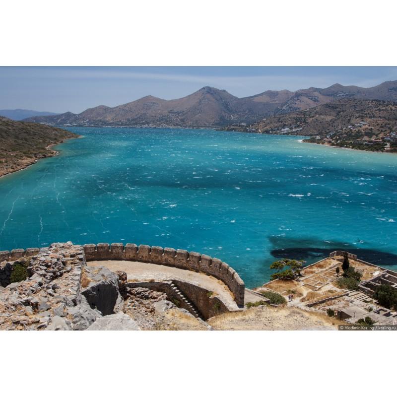 Мини-круиз на остров Спиналонга (о. Крит) - фото 3 - 001.by