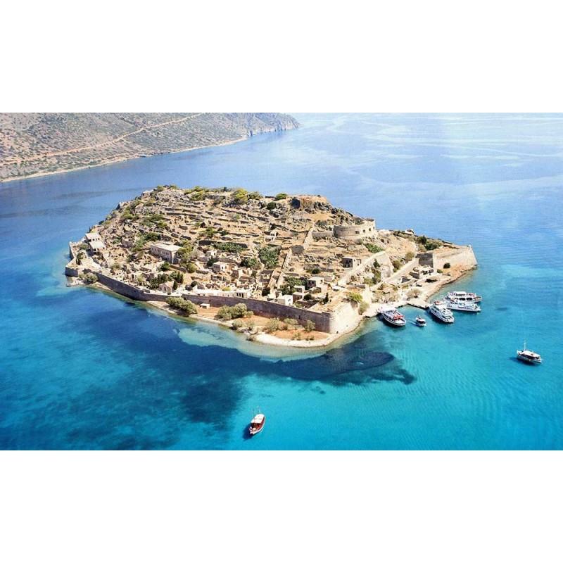Мини-круиз на остров Спиналонга (о. Крит) - фото 4 - 001.by