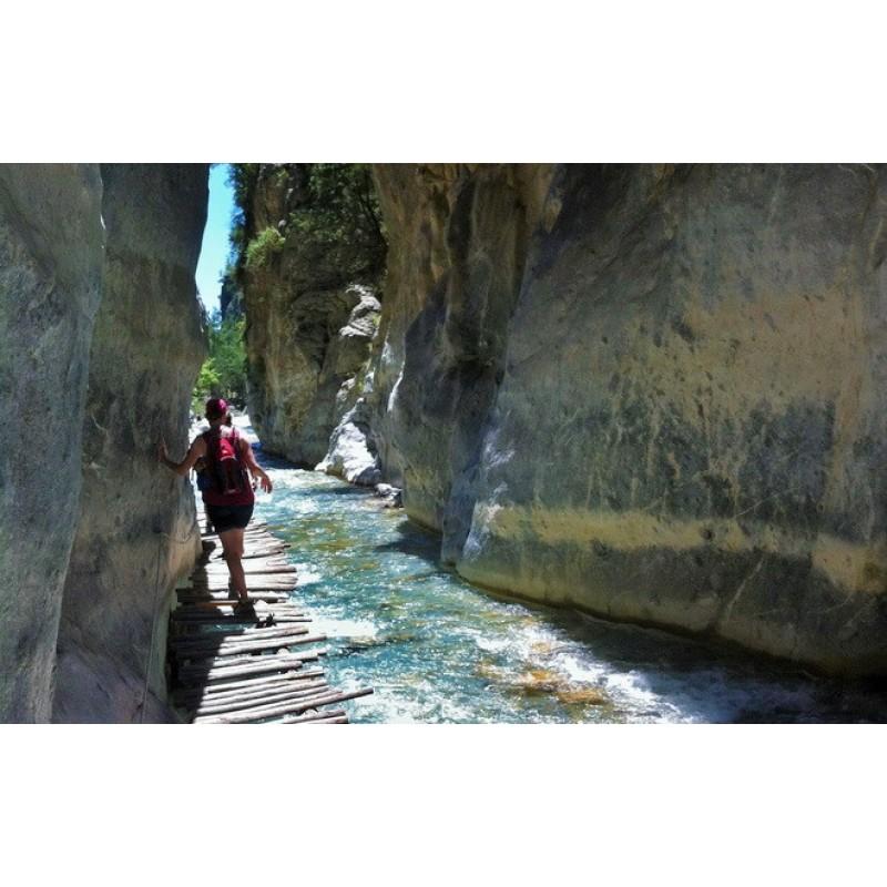 Прогулка по ущелью Самарья на о. Крит