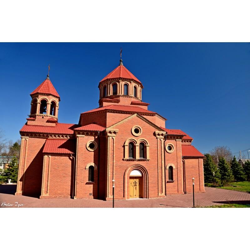 Храмы и церкви Батуми - фото 2 - 001.by