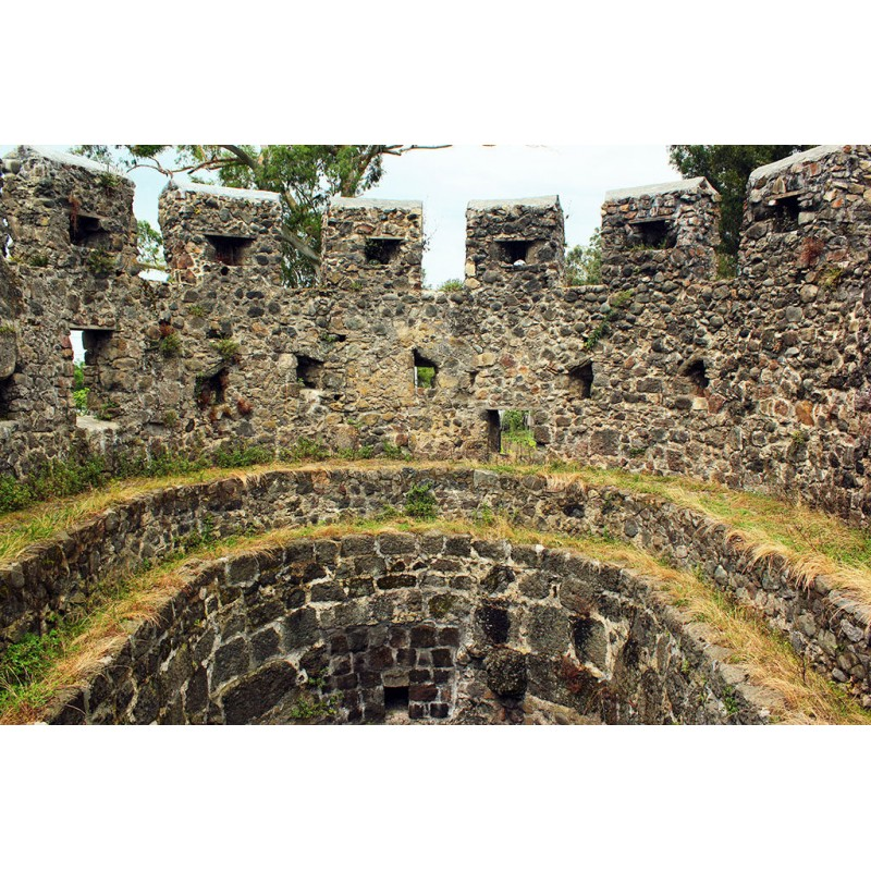 Экскурсия Крепость Гонио, водопад Махунцети, мост Царицы Тамары - фото 2 - 001.by