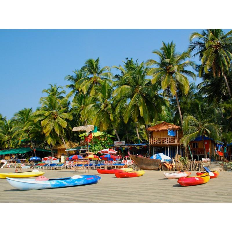 Калангут - популярнейший курорт Гоа - фото 1 - 001.by