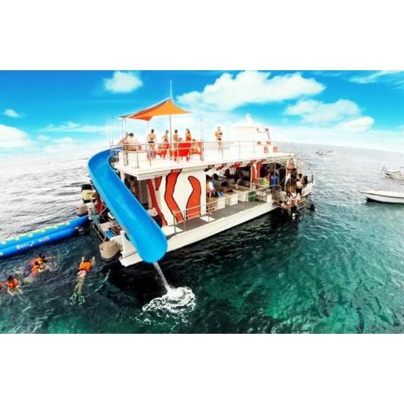 Морская прогулка на Бали