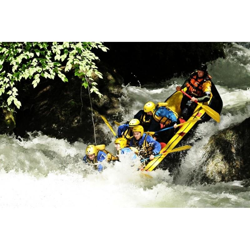 Рафтинг по горной реке - фото 2 - 001.by