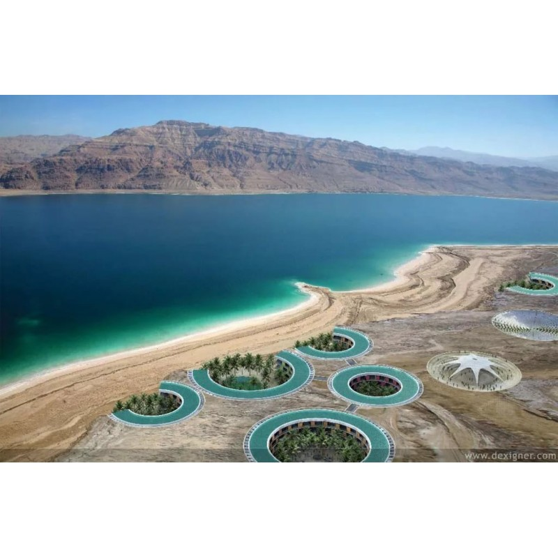 Туры с лечением на Мертвом море